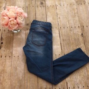Free People Skinny Ankle Jeans Size 29